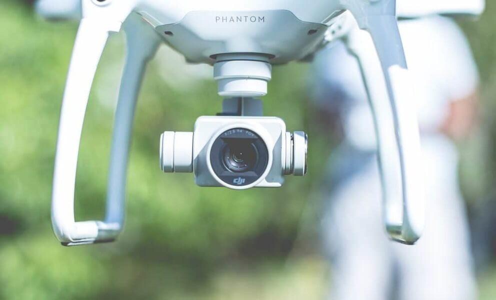 SurveyorTech drone technology