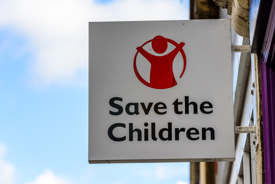 Save the children charity software case study