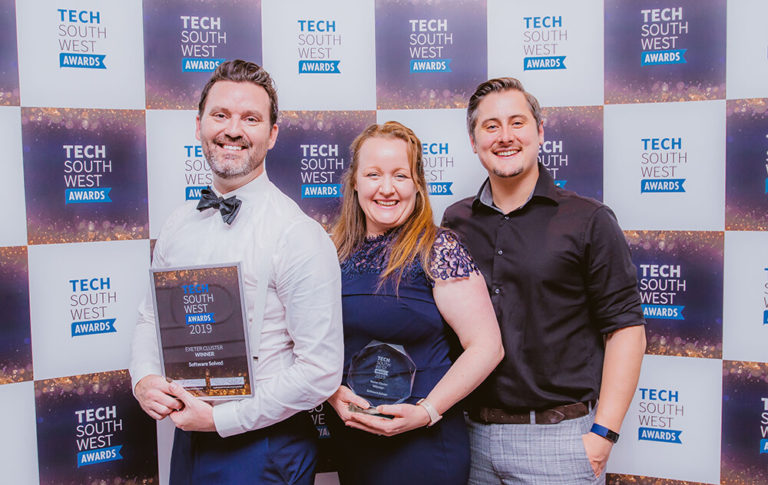 Tech South West 2019 Software Solved winners