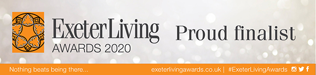 Exeter Living Awards 2020 Finalist