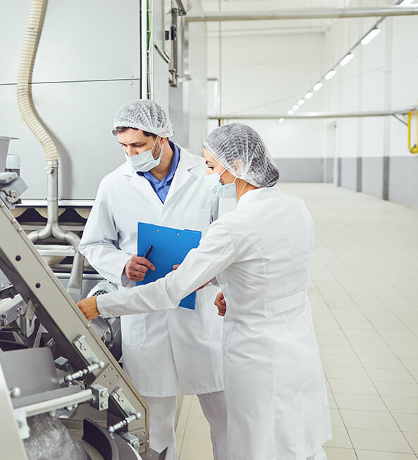 Food and Drink Manufacturing ERP Software