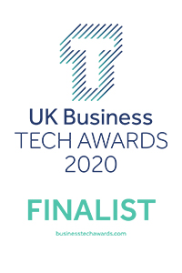 UK Business Tech Awards Finalist