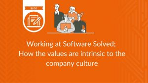 Company values and company culture