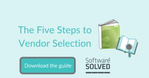 Five steps to Vendor Selection