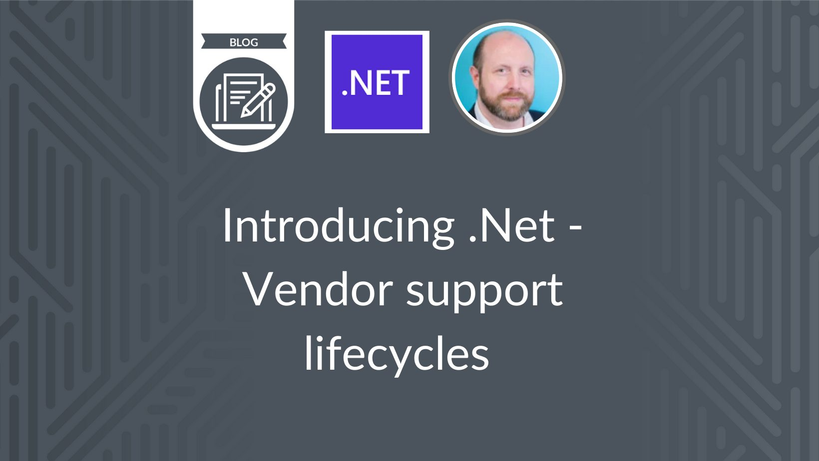 .Net vendor support lifecycles