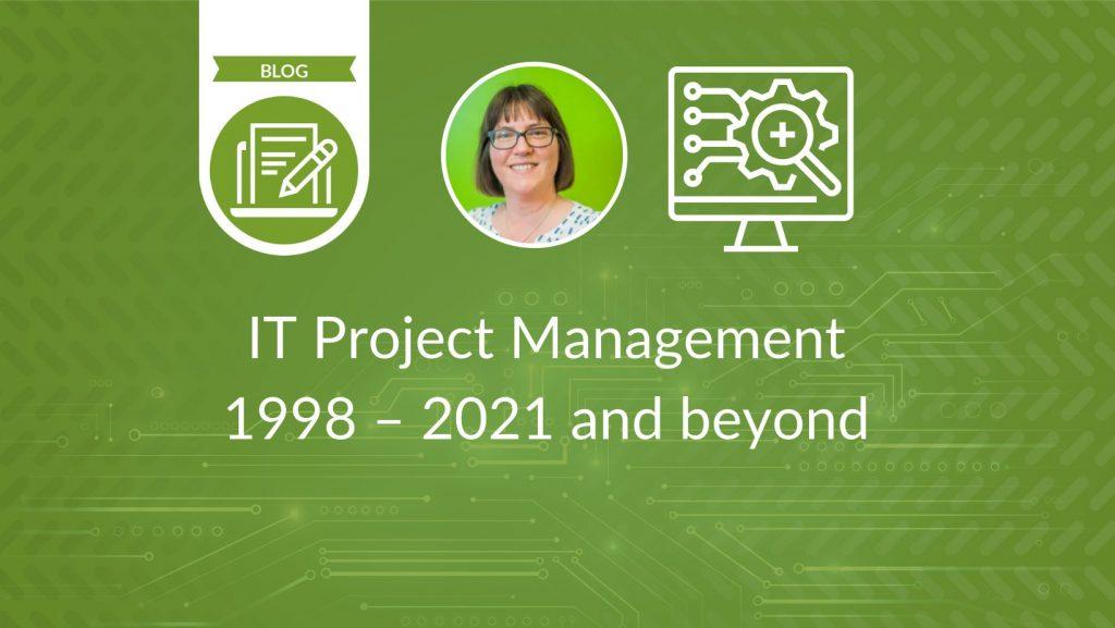 Josie's IT Project Management Blog Cover