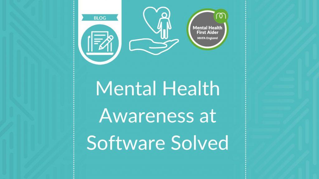 Mental Health Awareness Week - Blog cover