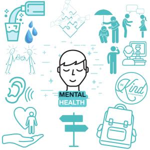 Mental Health graphic - Mental Health Awareness Week
