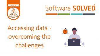 Accessing Data - Overcoming the Challenges