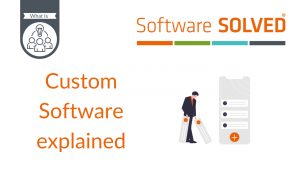 Custom Software from Software Solved