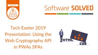 Jon-Stace-present-Using-the-Web-Cryptography-API-in-PWAs-SPAs-at-Tech-Exeter-2019