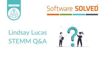 Lindsay Lucas STEMM Q&A