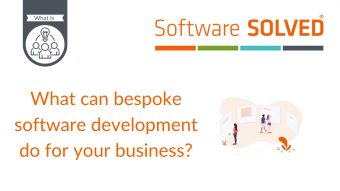 What can bespoke software development do for your business?
