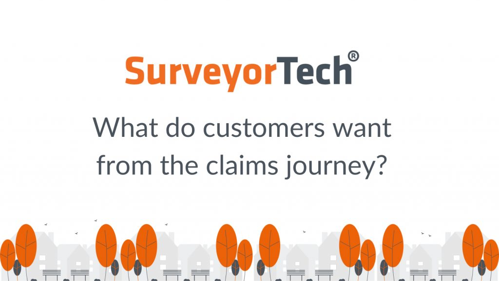 What do customers want from the claims journey blog cover