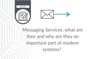 Messaging Services - Article cover