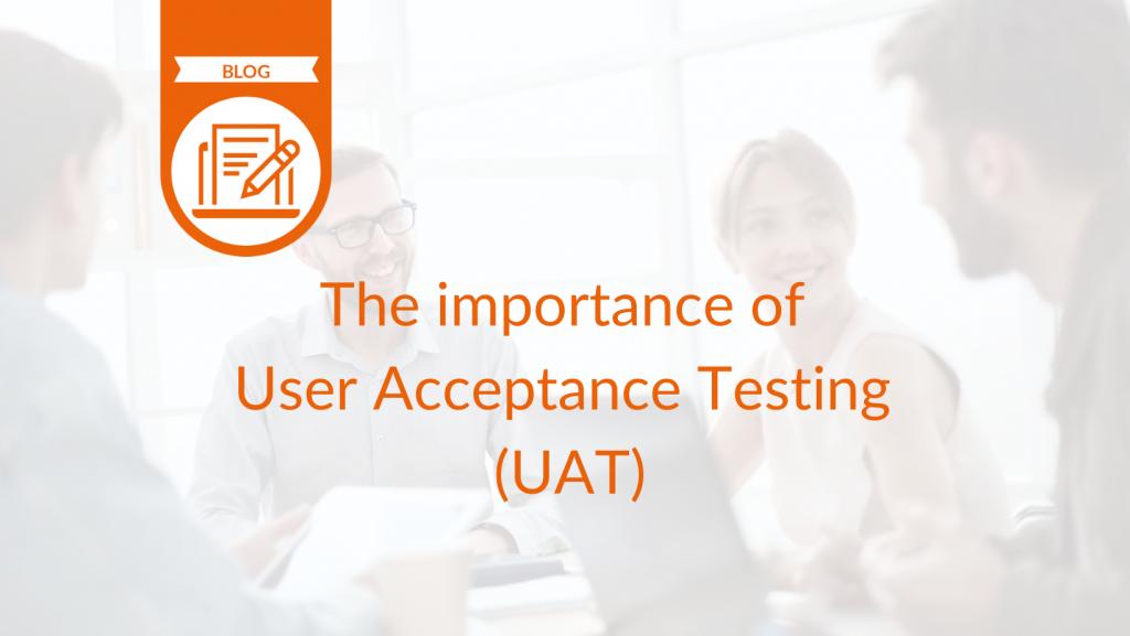 UAT blog cover