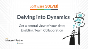 Get a central view of your data; Enabling Team Collaboration