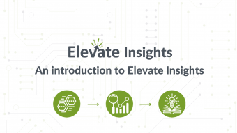 An introduction to Elevate Insights